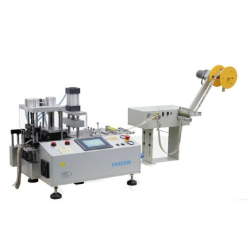 Automatic Cold Knife Tape Cutter with Punching Hole and Collecting Device