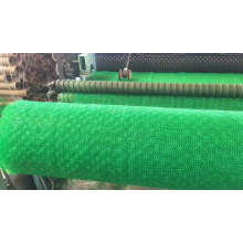 HDPE Geomat Erosion control plastic mat 3D for ecological environment