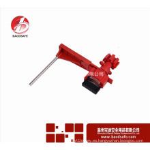 Wenzhou BAODI Bloqueo de válvula universal BDS-F8631Red color
