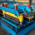 máquina de laminado en frío de panel de teja metálica