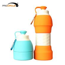 Пользовательские Открытый Спорт Складной Бутылки С Водой