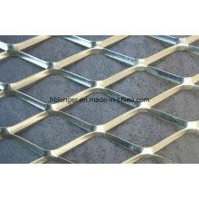 Оцинкованный расширенный металлическая сетка