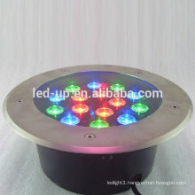 15w RGB led underground light with high lumens