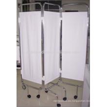 Divisor de pantalla plegable hospital