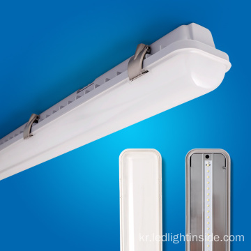 IP65 2ft 600mm 10w LED Tri-proof 전등 설비