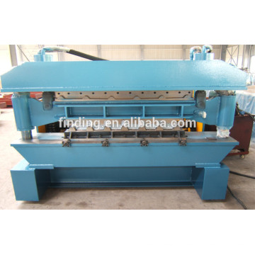 Latest Design Full Automatic CE Standard Double Layer Metal Sheet Deck Forming Machine
