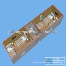 CE & BV zertifizierte modulare Containerbüros