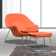 Ventre cadeira moderna sala de estar e quarto cadeira única