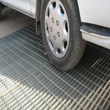 Heavy-duty Steel Grating