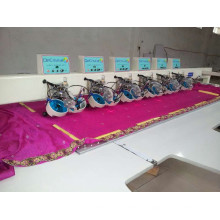 Crystal automatique chaud-fixation Machine au lieu de travail à la main, plus d'efficacité