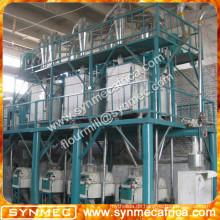 vollautomatische Weizenmehl-Verarbeitungsmaschine