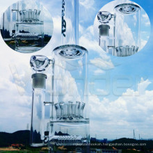 Pictured with Sky Transparent Glass Water Pipe with Beautiful View