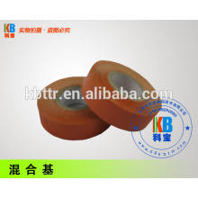 Orange 15mm universal printer ribbon leather measuring calculating machine