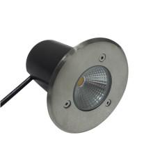 5W Похороненный свет AC 85-265V Светодиодный свет на потолке Светодиодный подземный свет
