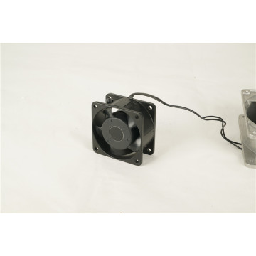 AC Sleeve and Ball Bearing Fan 6030 Size