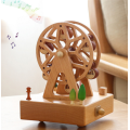 Wooden Classic Music Box Christmas Birthday Gift