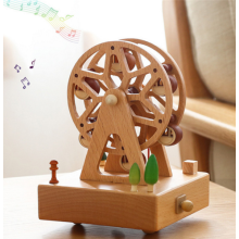Purchasing for Classical Music Box Wooden Classic Music Box Christmas Birthday Gift supply to United States Minor Outlying Islands Manufacturer