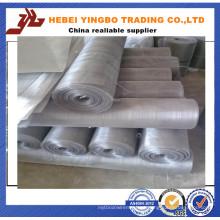 ISO9001 SUS316 malha de arame em aço inoxidável