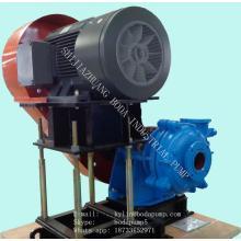 Pumping Slurry Pumping Stage Single Stress Horizontal