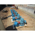 Resistance wire to heat asphalt pump