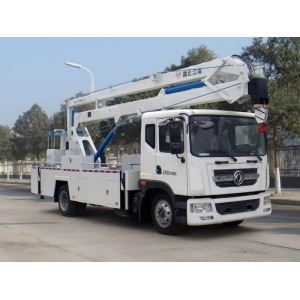 Dongfeng+aerial+work+platform+truck+for+sale