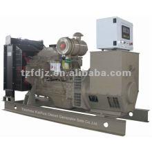 Generador diesel 100KW accionado por CUMMINS