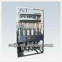 Máquina múltiple del destilador del agua del efecto
