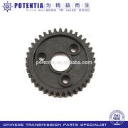 customized heavy Duty reduction gear , transmission gear , gear