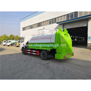 Cheap price compress waste mobile trash truck