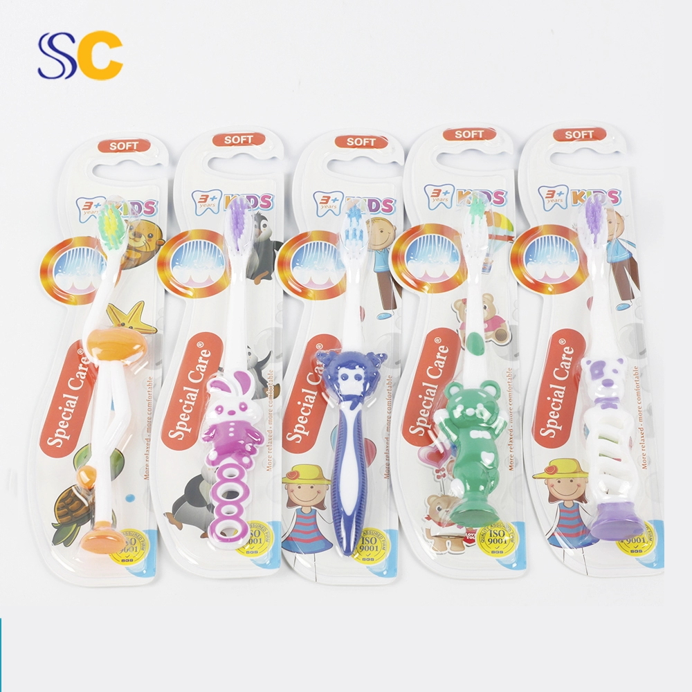 Design Best Children Kids High Quality Cute Toothbrush