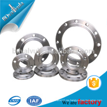 12821-80 rusia brida estándar anillo de acero inoxidable