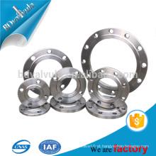 12821-80 rússia padrão flange anel de aço inoxidável