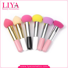 Professional Comestic Puff makeup beauty sponge with handle