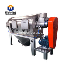 Centrifugal screen sifter equipments for flour