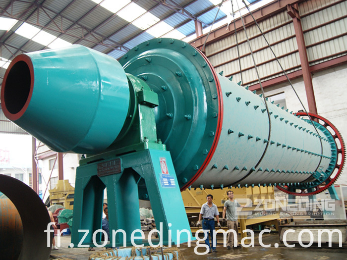 Quartz Ball Mill