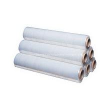 Película plástica compostable de película estirable de polietileno