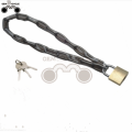 Hot Sale Fashion And Trendy Bicycle Folding Cable Bike Chain Locks