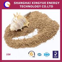 precio de fábrica amoladora de concha de nuez utilizada para el tratamiento de agua