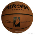 Кожаная корзина с шариком 8 панелей Индивидуальная дешевая цена Низкая цена Красочный