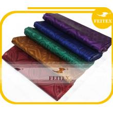 100% algodón al por mayor ghalila kaftan tela de vestir de la boda abaya telas de tela damasco guinea brocado