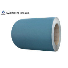 Galvanized corrugated steel coil