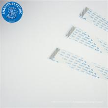 Personnalisé awm 20624 80c 60v vw 1 FFC câble plat