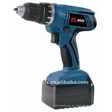 QIMO Professional Ferramentas Elétricas QM2001-2001B 9.6V Single / Double Speed Cordless Drill