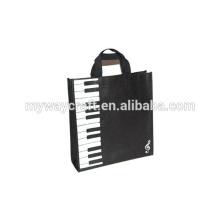 piano key printed pp nonwoven bag