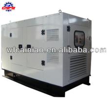 Shandong faible consommation de carburant diesel silencieux générateur