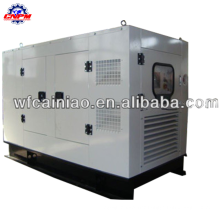 shandong low fuel consumption silent diesel generator