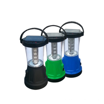 solar powered light solar lantern for comping