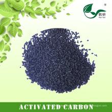 Charbon actif colonnaire industriel à base de charbon actif adsorption d'iode de carbone 950