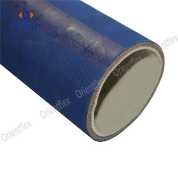 EPDM rubber Uhmwpe Chemical Discharge Hose 150 Psi