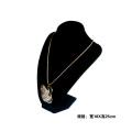 Бежевый белье Организатор ювелирные изделия Дисплей ожерелье (НС-ЛБ-Н1)